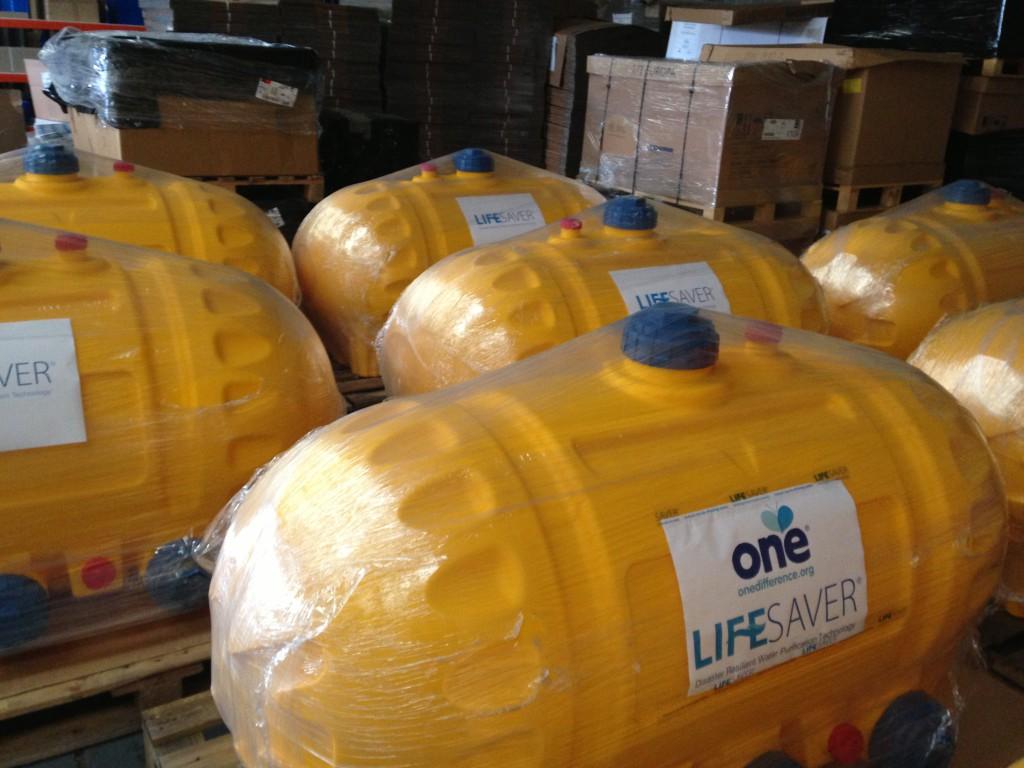Lifesaver C2 tanks