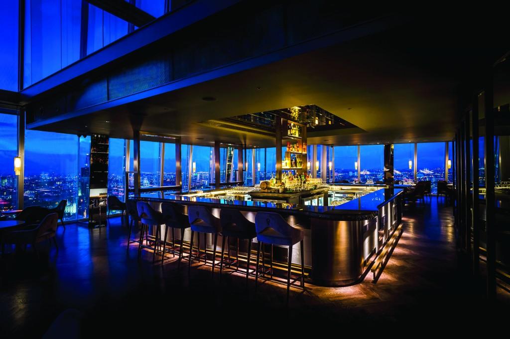 Aqua Shard Restaurant