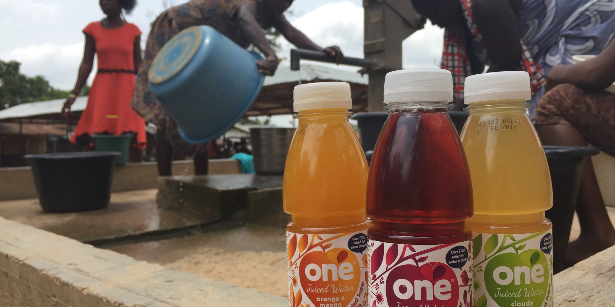 A community in Ghana | Blog: What actually is a B Corp?