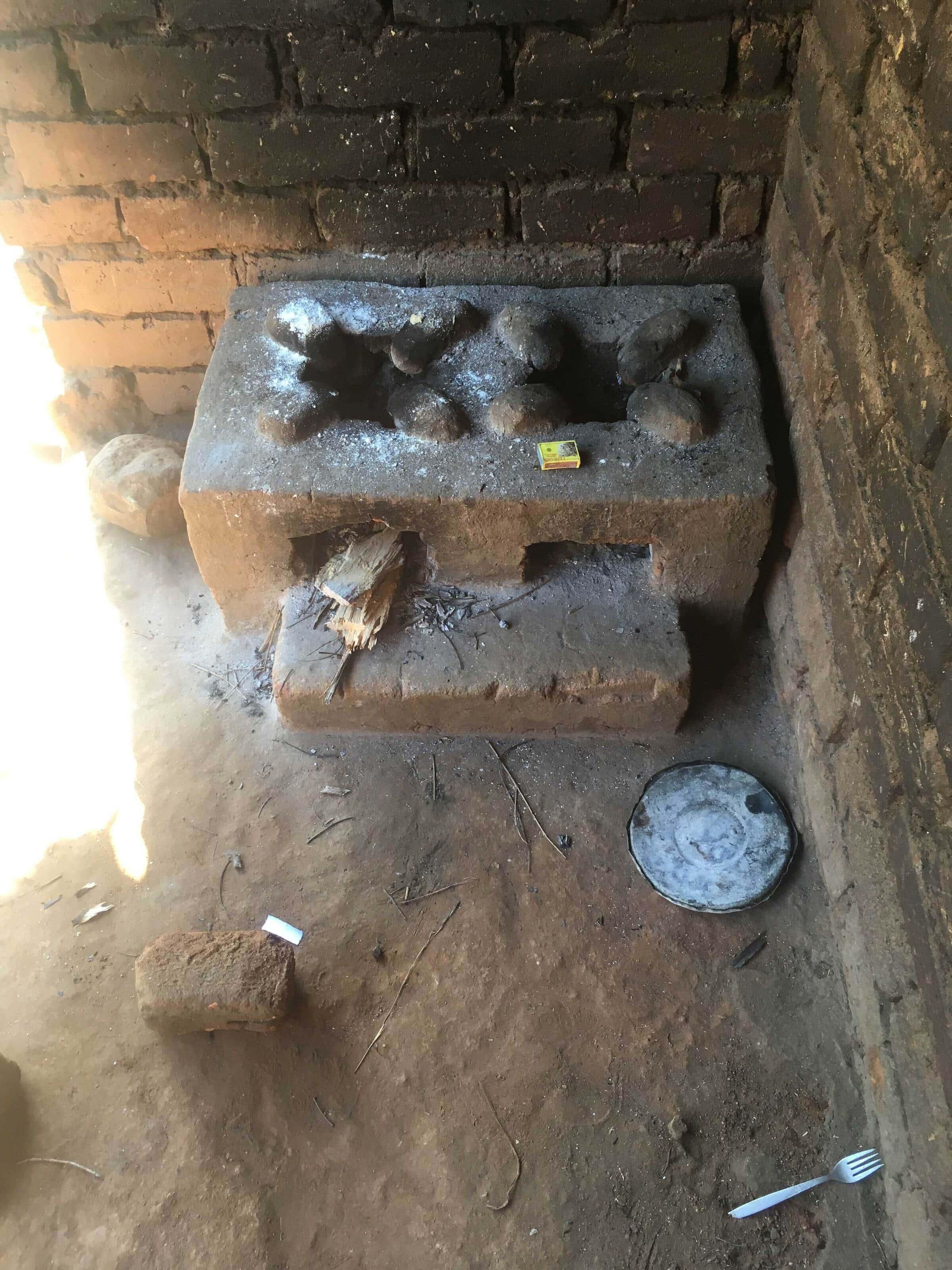 Malawian Cooker