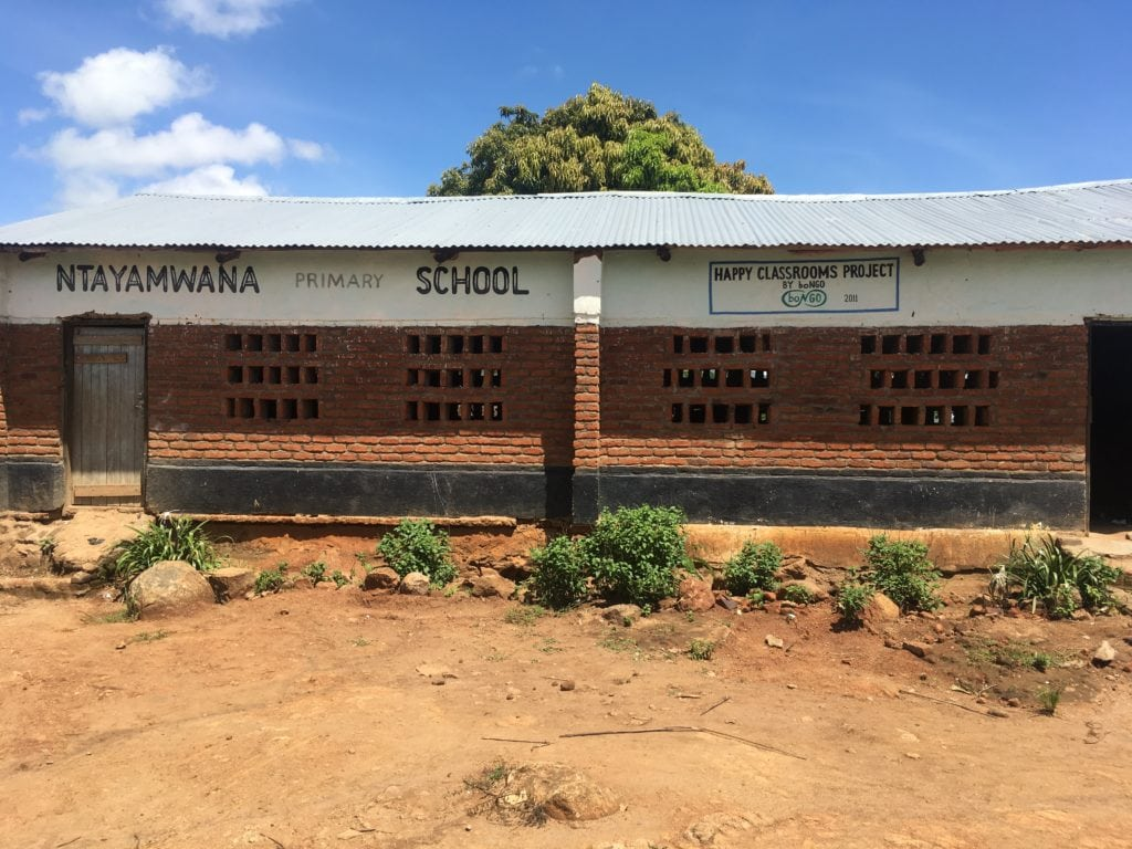 """Natyamwana School's vision is """"to shape & empower a learner for genuine success for the economic development of the country""""."""