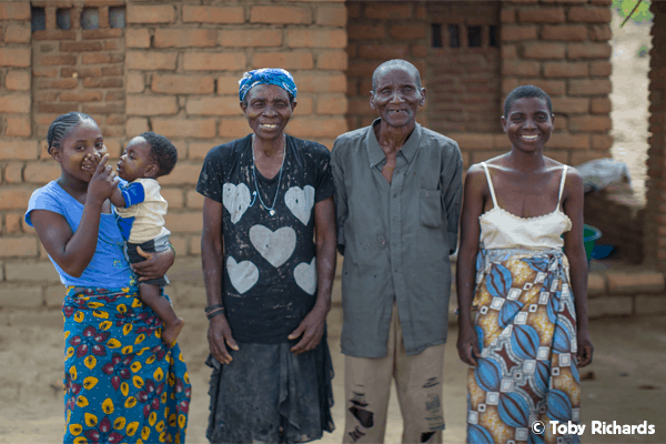 Our programme has now provided Kantukure villagers, including Veronica and her family, with a sustainable clean water solution
